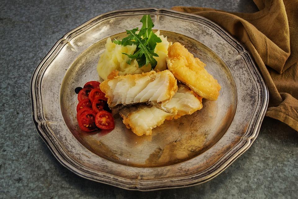 Un pescado crujiente… éxito asegurado